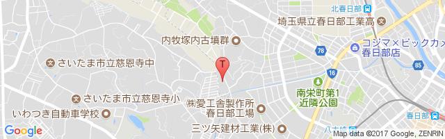 埼葛 地図