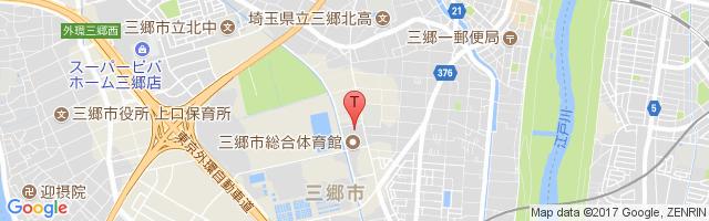 三郷 地図グーグル