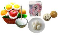仏菓子、水菓子